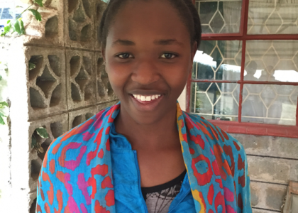 Gladys: Our Student of the Year