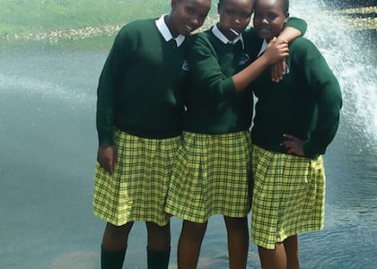 Partners In Education: Graceland Girls Secondary School