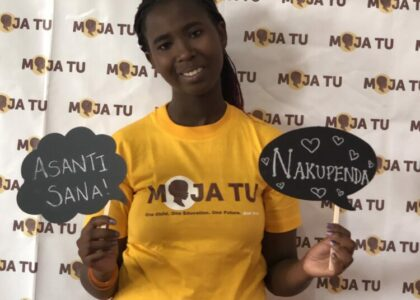 Meet Tabitha: Flying High With Education