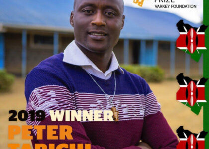 PETER TABICHI: The World's Best Teacher!