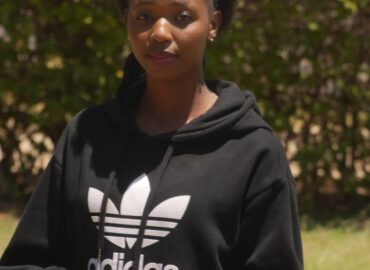 Meet Gladys: Pursuing education against all odds